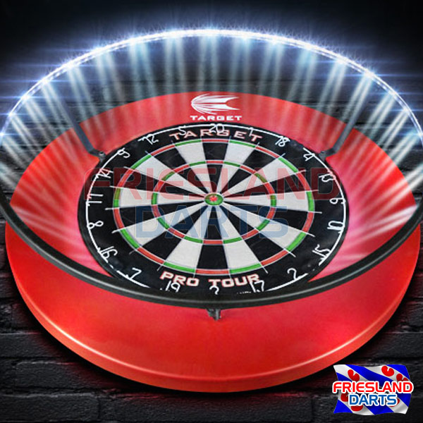 FrieslandDarts.nl | Vision 360 Target Dartbord LED Light